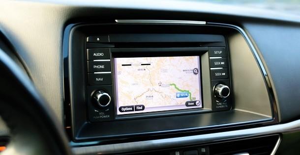 Navigationsgerät Vorteil