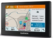 im test garmin drivesmart 51 lmt d eu navigationsger t. Black Bedroom Furniture Sets. Home Design Ideas