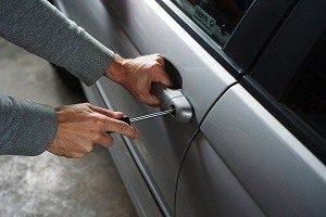 Auto Babyphone Einbrecher